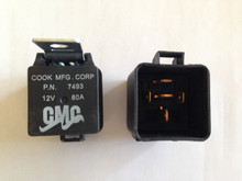 CMC 80 Amp relay for jack plate, tilt trim unit P/N 7493