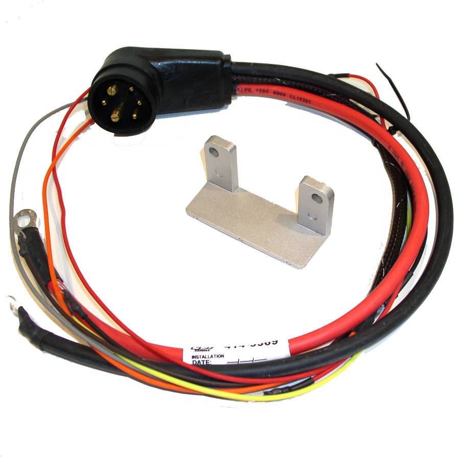 Wiring Harness For Mercury Outboard Motor : Mercury internal engine wiring harness  cdi