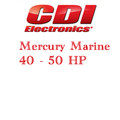 Mercury Marine 40 - 50 HP Outboard ignition application guide