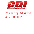 Mercury Marine 4 - 10 HP Outboard ignition application guide