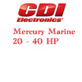 Mercury Marine 20 - 40 HP Outboard ignition application guide