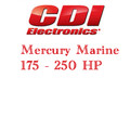 Mercury Marine 175 - 250 HP Outboard ignition application guide