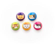 Cat Expressions - Mini Badges