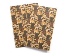 Recycled Cat Notebook  - A5 Plain