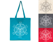 Mandala Cats - Cotton Bag