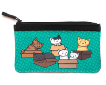 Box Cats Pencil Case