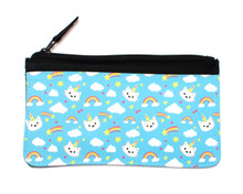 Unicorn Cats Pencil Case