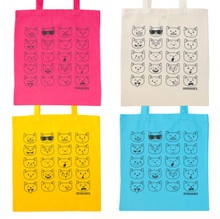 Emoticats - Cotton Bag