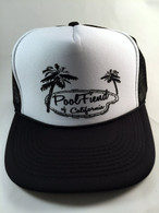 PoolFiend mesh hat by Otto one size fits all