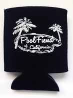 PoolFiend beer Koozie