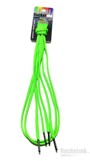 RocketInk® Neon laces.