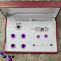 SALE! Limited Edition Set, Purple Heliotrope