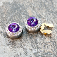 Button Covers (Faux Cufflinks)