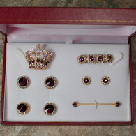 SALE! Limited Edition Set, Burgundy