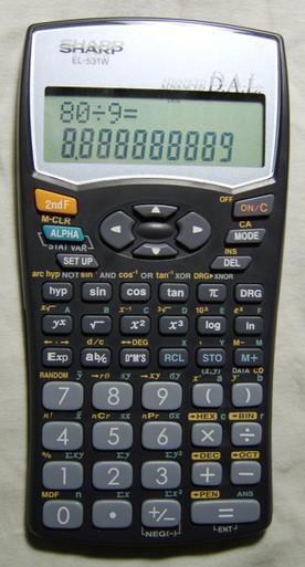 sharp el 531w scientific calculator devicegoround com rh devicegoround com Sharp EL- 1197PIII sharp el-531x user manual