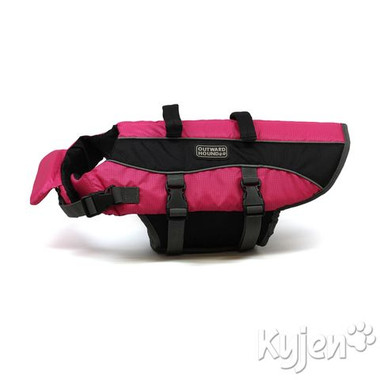 Outward Hound Life Jacket- Pink