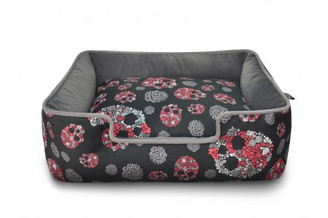 Skull & Roses Lounge Bed (NEW)