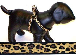 Night Leopard Harness