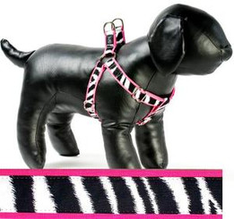 Zebra Harness
