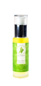 Cold pressed oils that treat acne naturally.