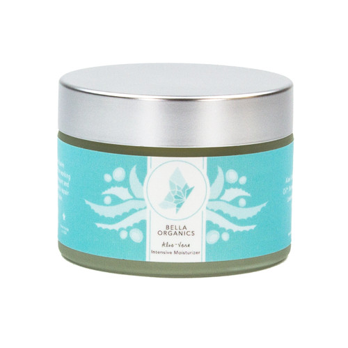 Bella Organics Aloe- Vera Hand Cream 2.0 oz