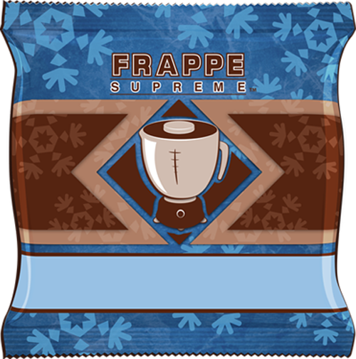 frappe powder mix single serve