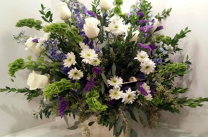 Sympathy Spray - Order Flowers Deerfield IL - Jan Channon Flowers