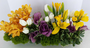 Passover table gardens - Flowers For Passover Northbrook IL - Jan Channon Flowers