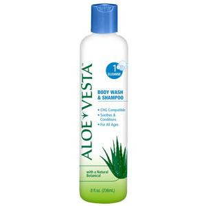 Aloe Vesta Body Wash and Shampoo 8 oz. Each 1 (51324609)