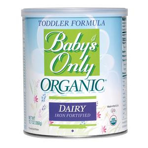 Baby's Only Organic Dairy Toddler Formula,12.7 oz. EA 1 (CO22900M)