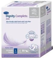 "Dignity Plus Adult Fitted Brief Large 45"" - 58"" Package of 18"