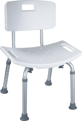 Shower Chair with Back EA 1