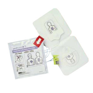 ELECTRODE PEDIATRIC F-AED  -SP EA 1