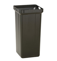 30 Gallon Liner 792401 for Commercial Zone Stonetec Square Trash Cans