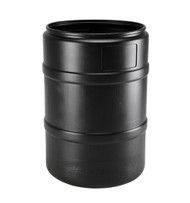 45 Gallon Liner for Commercial Zone Round and Hexagon Trash Cans