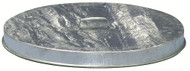 Witt Industries Flat Top 55 Gallon Drum Lid Galvanized