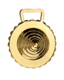 Horse Brass: Beehive design