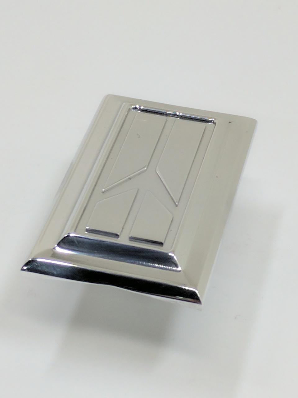 HEADER PANEL EMBLEM for Oldsmobile Cutlass 80s models