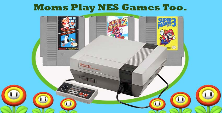 Mother's Day NES Games