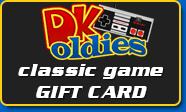 Gift Card DKOldies