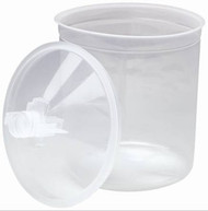 1L PPS LID/LNRS 200 MICRON (SMALL DIAMETER FILTER)