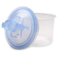 3 OZ PPS LIDS/LINERS KIT 125M (FULL DIAMETER)