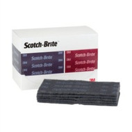 BX DURABLE FLEX GRAY SCOTCH-BRITE PADS