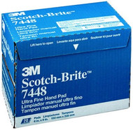 20/BX SCOTCHBRITE UL FINE PD GRY