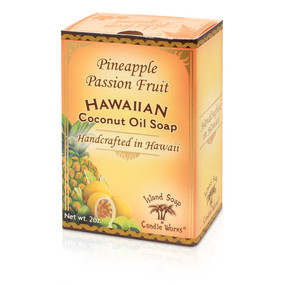 Pineapple Passion Fruit coconut palm soap