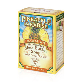 Pineapple Passion She Butter soap