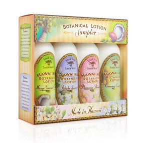 2 oz. botanical lotion sampler back