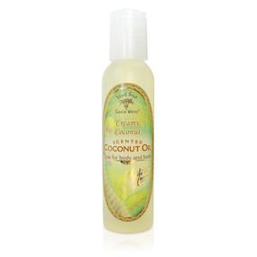 Coconut - Aromatic CocoMac Oil 4.5 oz. Bottle