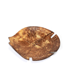 Fish Coconut Shell Soap Dish