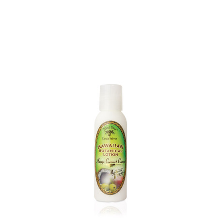 Mango Coconut Guava - 2 oz. Hawaiian Lotion